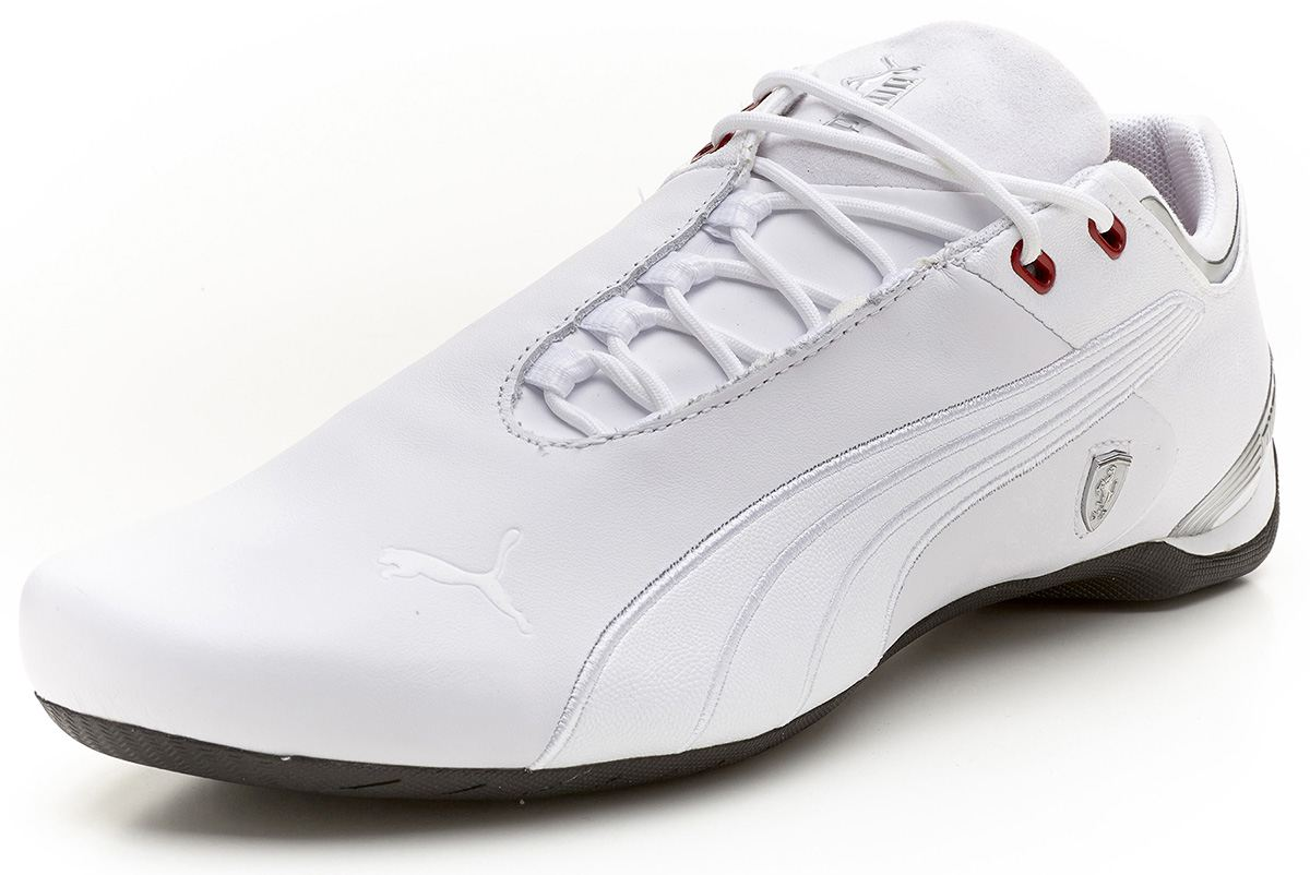 Puma Future Cat M2 Sf Ferrari White Trainers 304004 01 Ebay