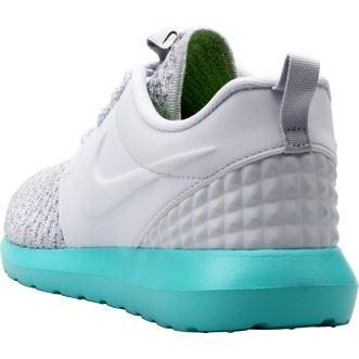 Nike Roshe Run Gris Y Azul