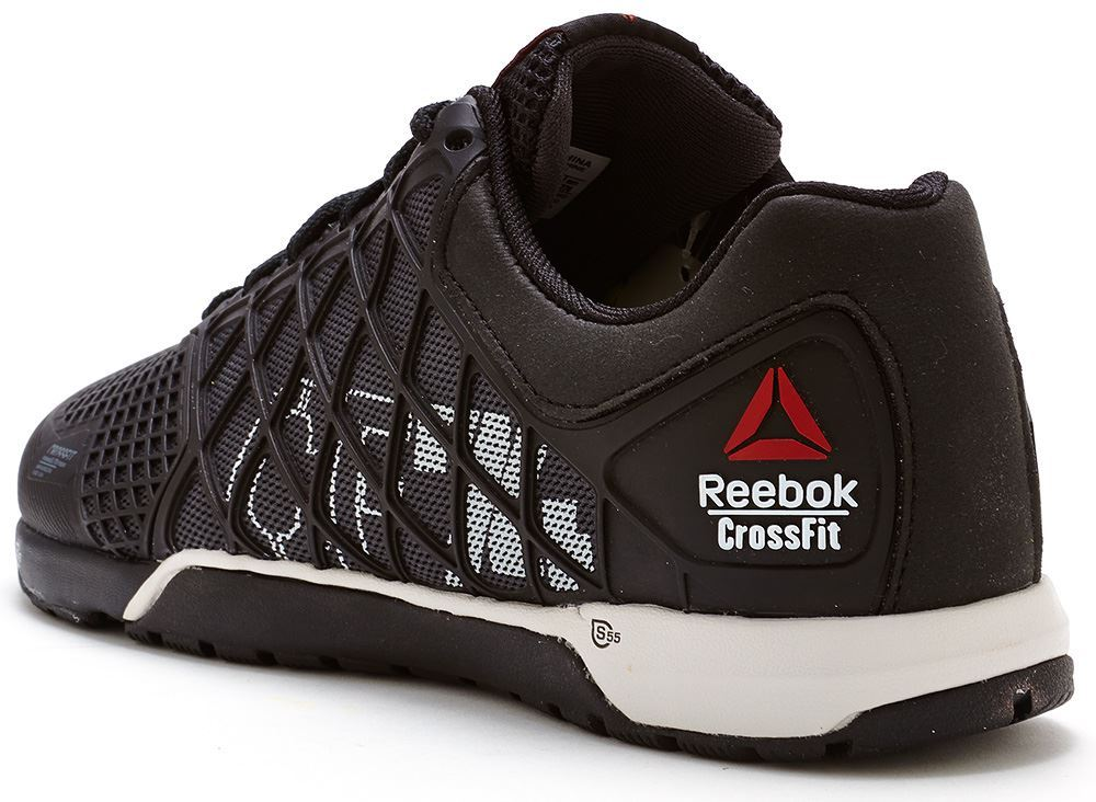 f44929ae62ee Reebok CrossFit Nano 4.0 Men s Trainers in Black