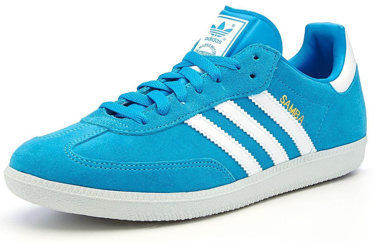 samba adidas blue