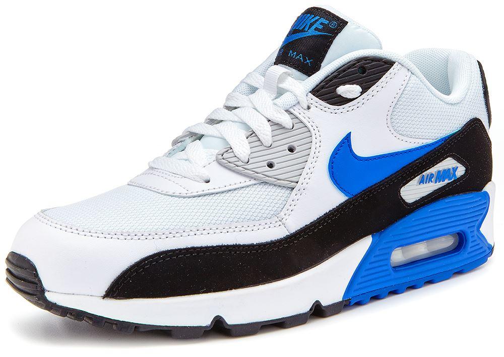 Nike Air Max 90 Essential White Trainers
