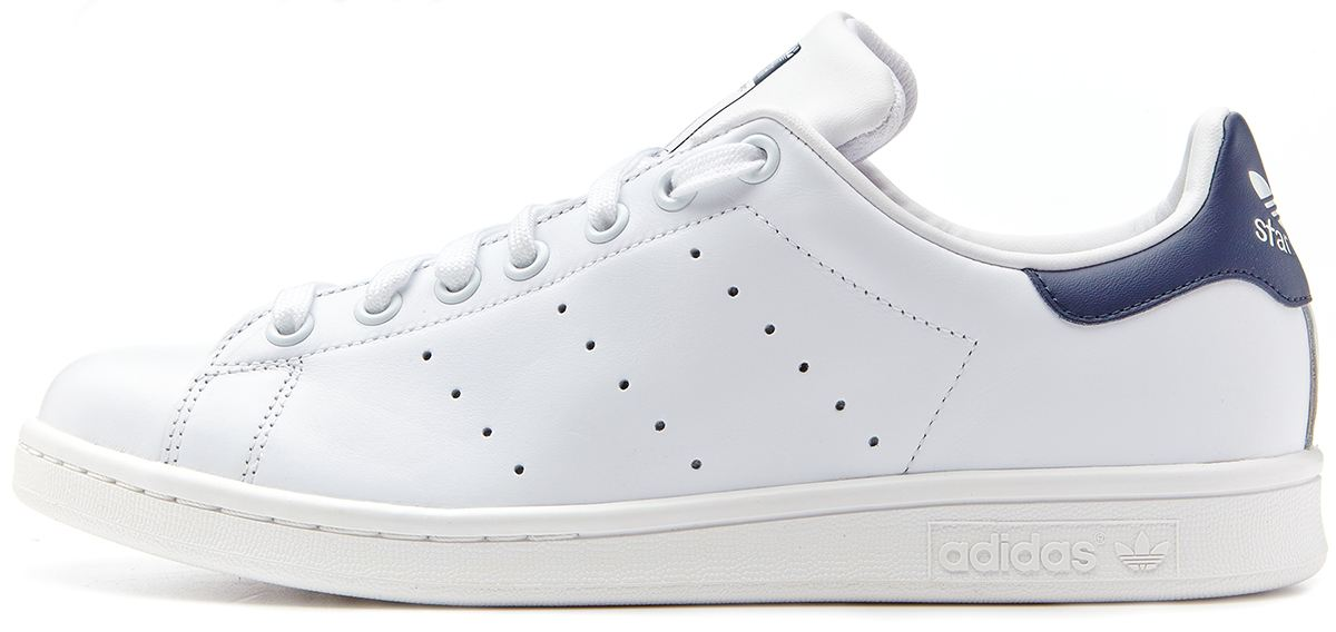Stan Smith Adidas Mens Blue