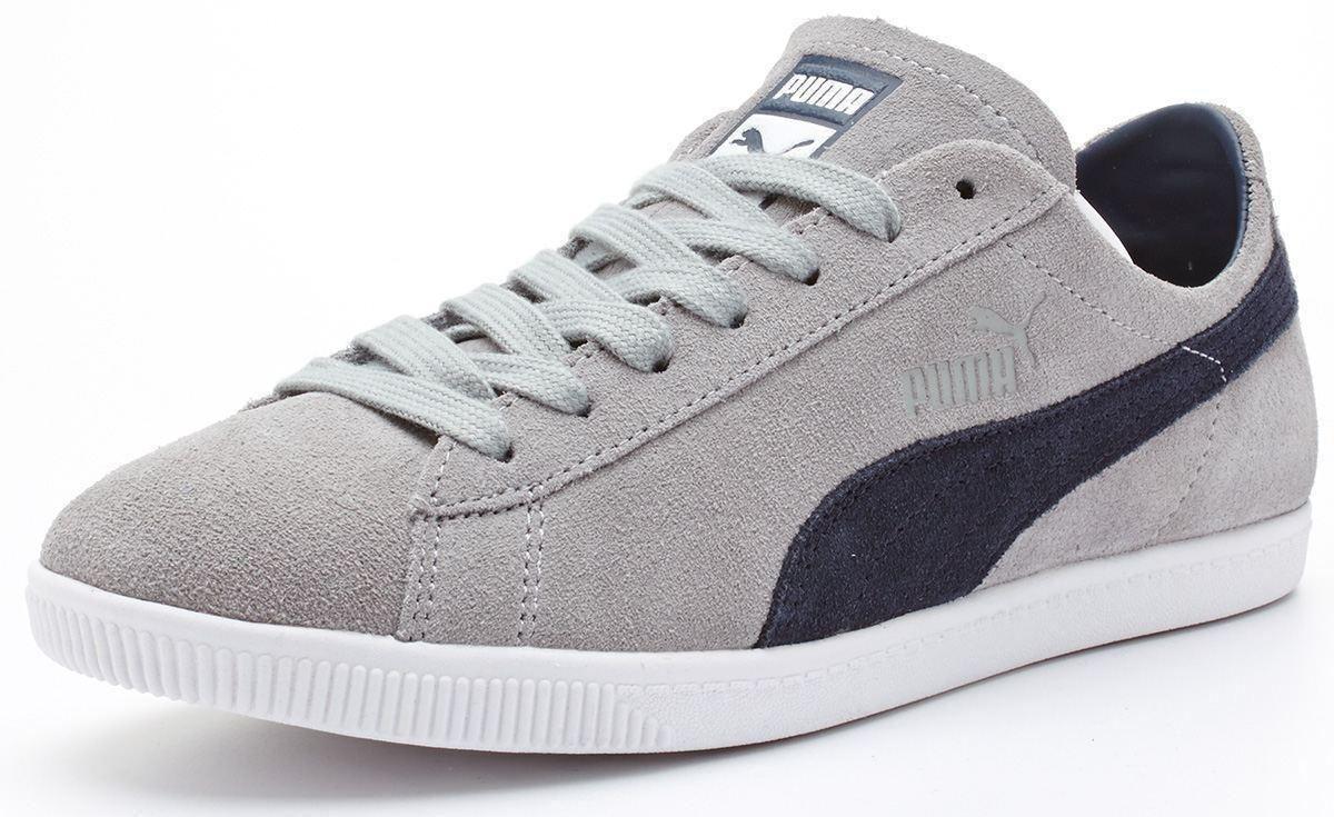 zapatillas puma gris