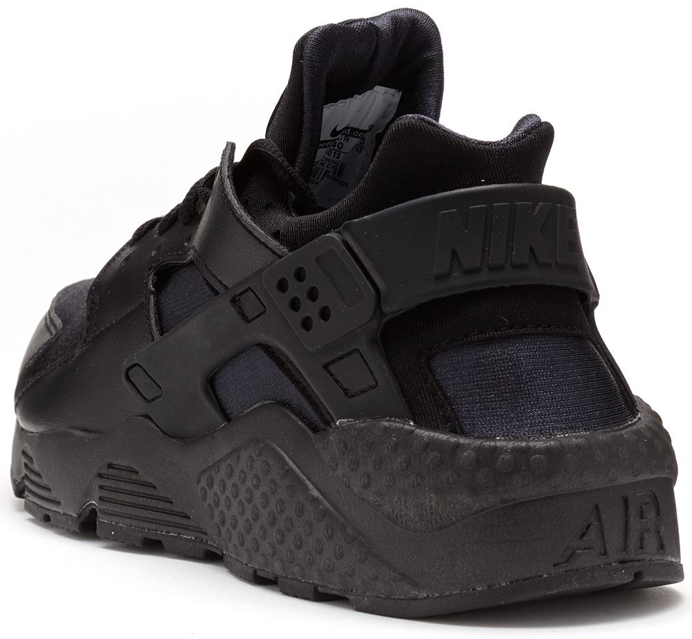 nike air huarache damen sneakers in schwarz 634835 012 ebay. Black Bedroom Furniture Sets. Home Design Ideas