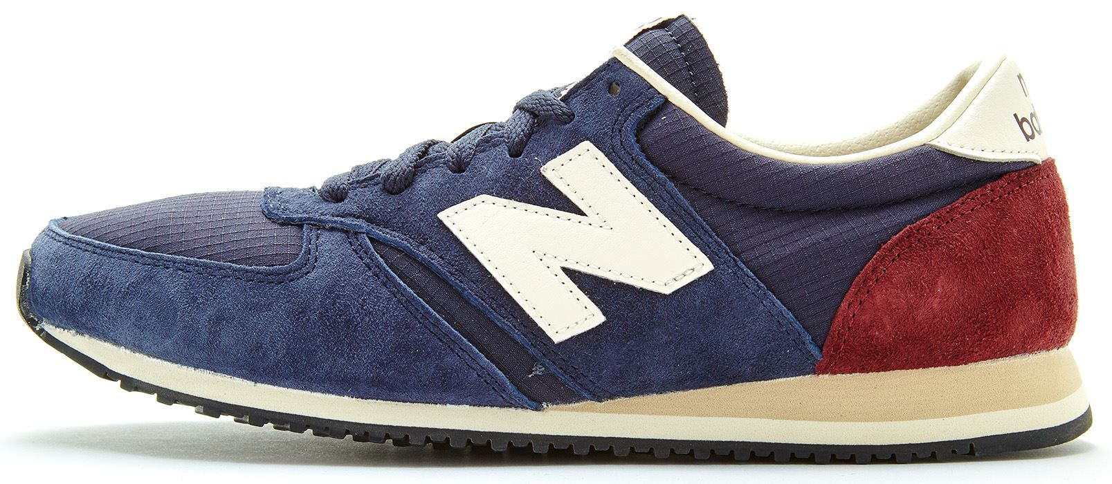 new balance 420 classic retro trainers in mesh suede in all sizes ebay. Black Bedroom Furniture Sets. Home Design Ideas