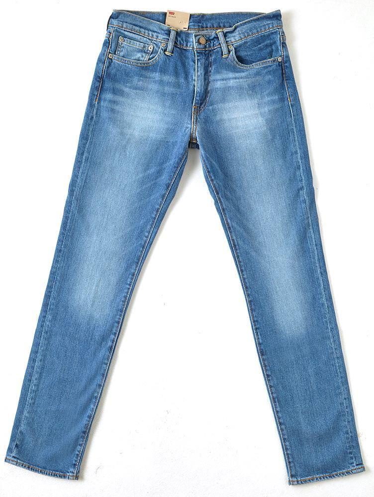 levis 511 original slim fit jeans ebay. Black Bedroom Furniture Sets. Home Design Ideas