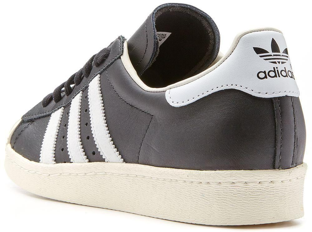 Men Adidas Originals Superstar Leather Trainers in All Sizes