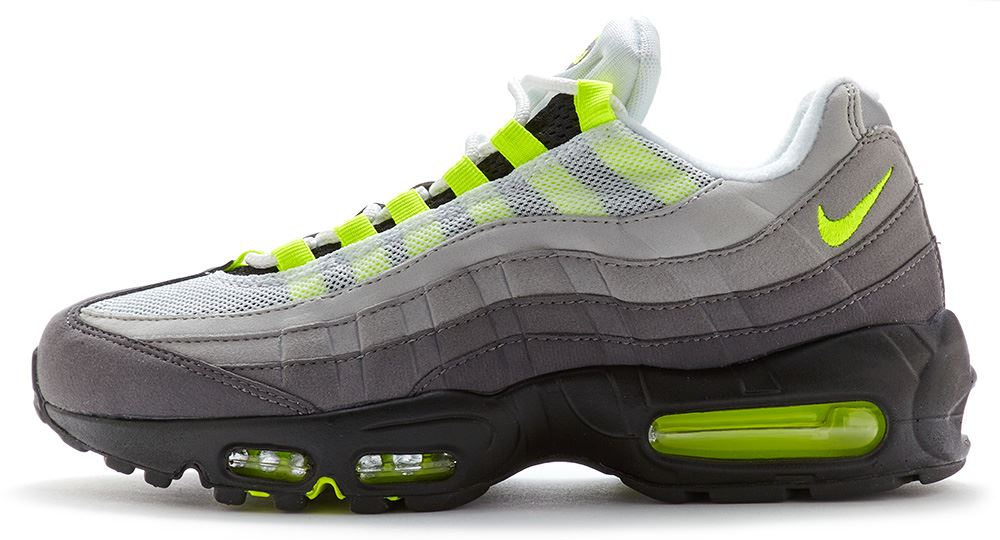 Air Max 95 Grey Green