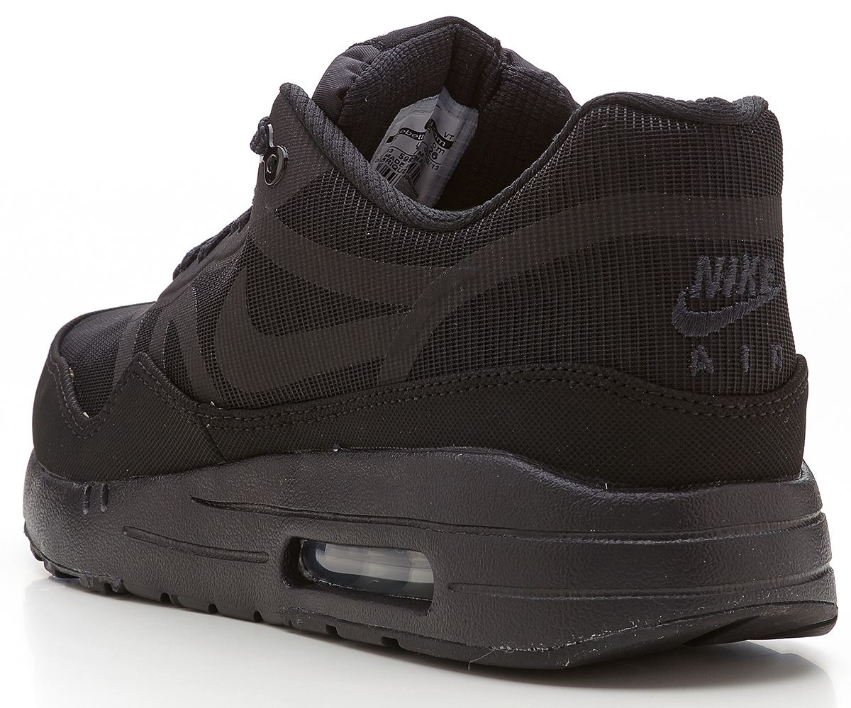 Nike Air Max 1 Premium Tape \u0026#39;Camo\u0026#39; Reflective Black Trainers 599514 002 | eBay