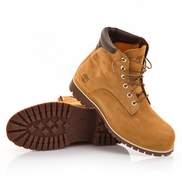 Timberland Basic Nubuck 6 034 original wheat camel