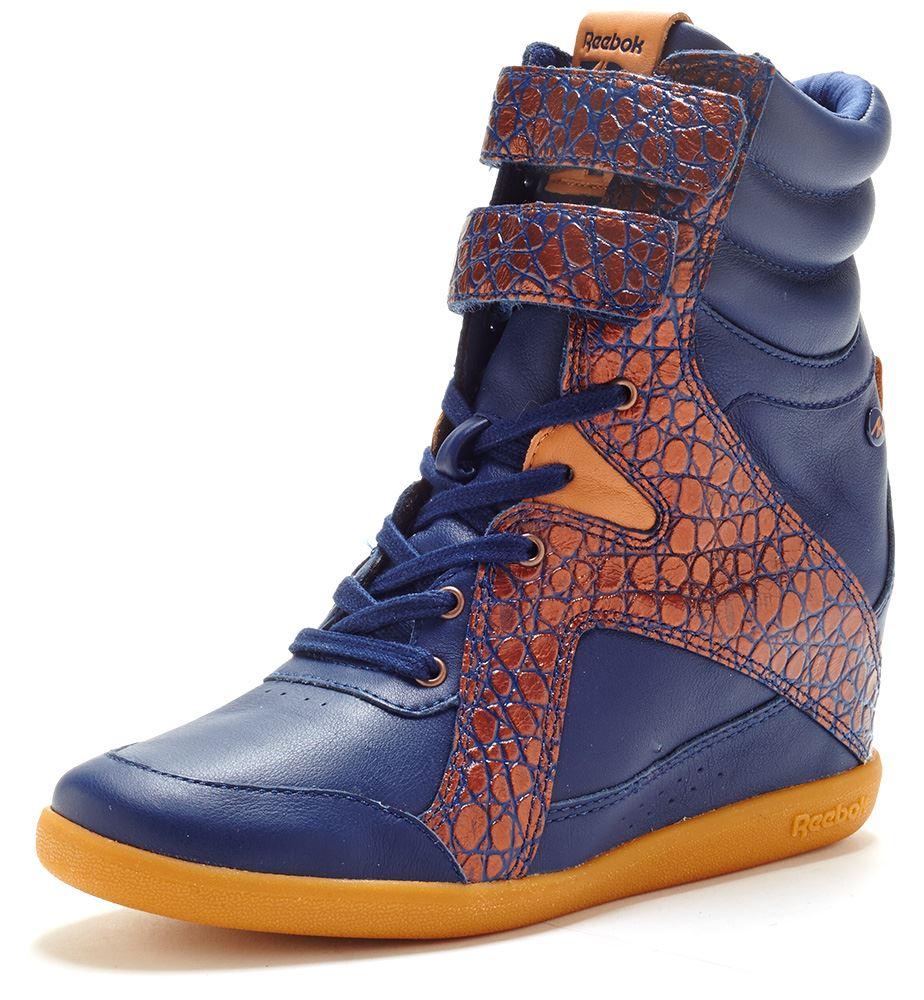 scarpe reebok con zeppa