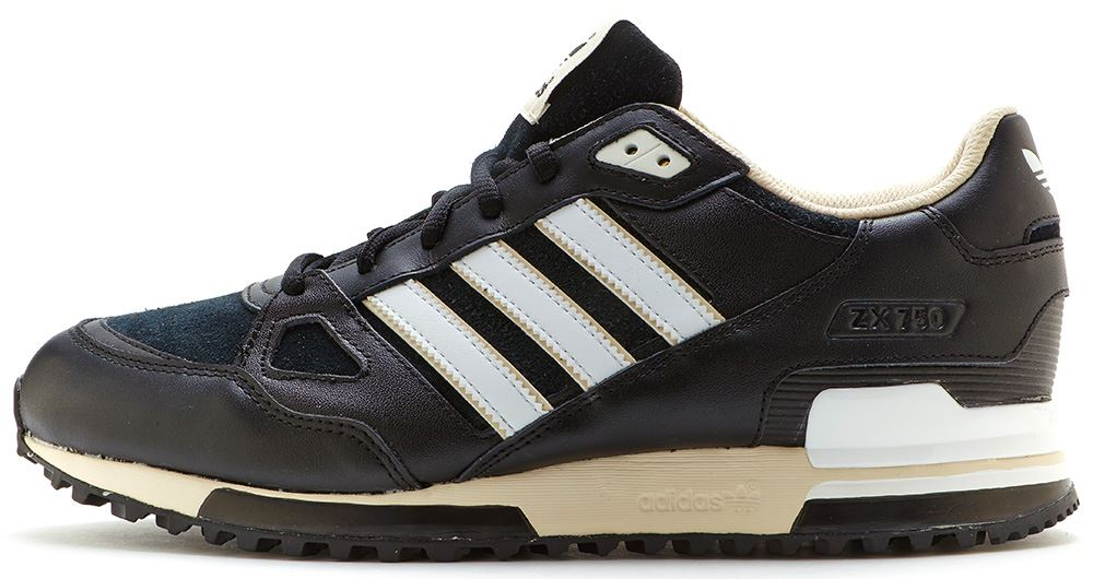 ... Adidas Originals ZX 850 Trainers in Black   White B24852 ... a36bb7d69d