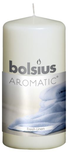Bolsius long burn aromatic scented pillar church candle wide range of fragrances ebay - Burning scented candles home dangerous really ...