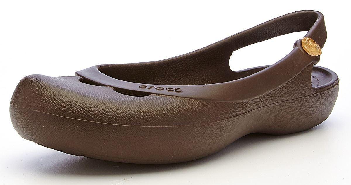 Crocs Jayna Flat Shoes