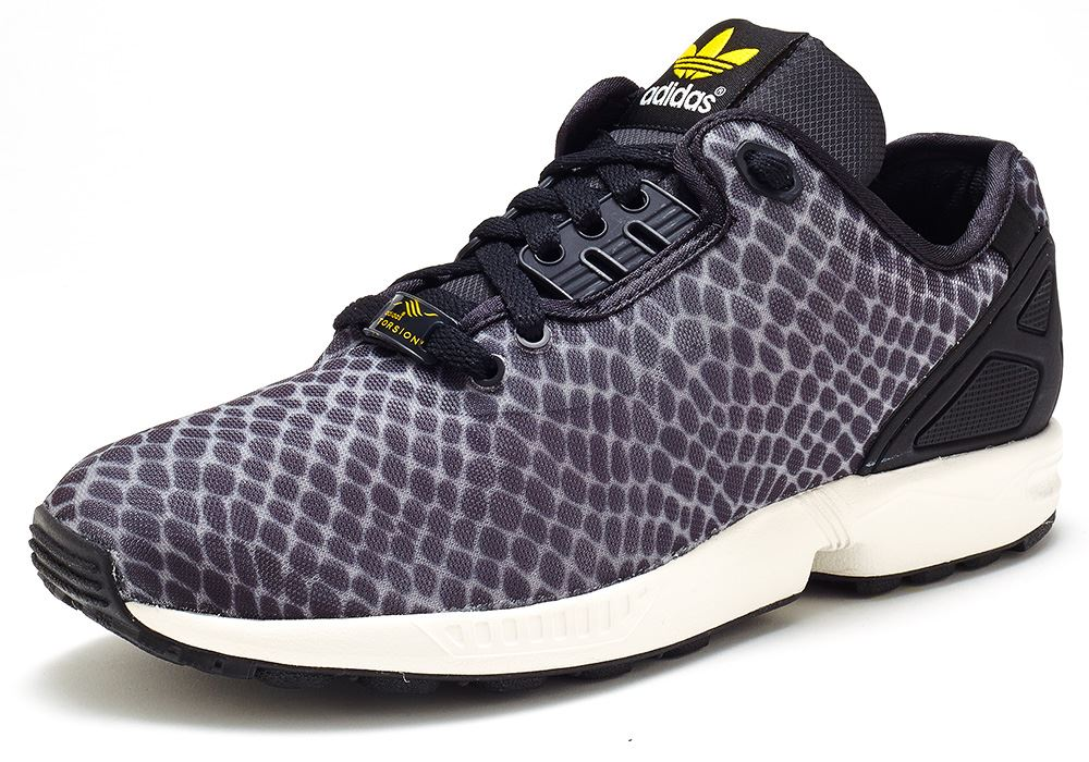 Adidas Flux Black And Gold