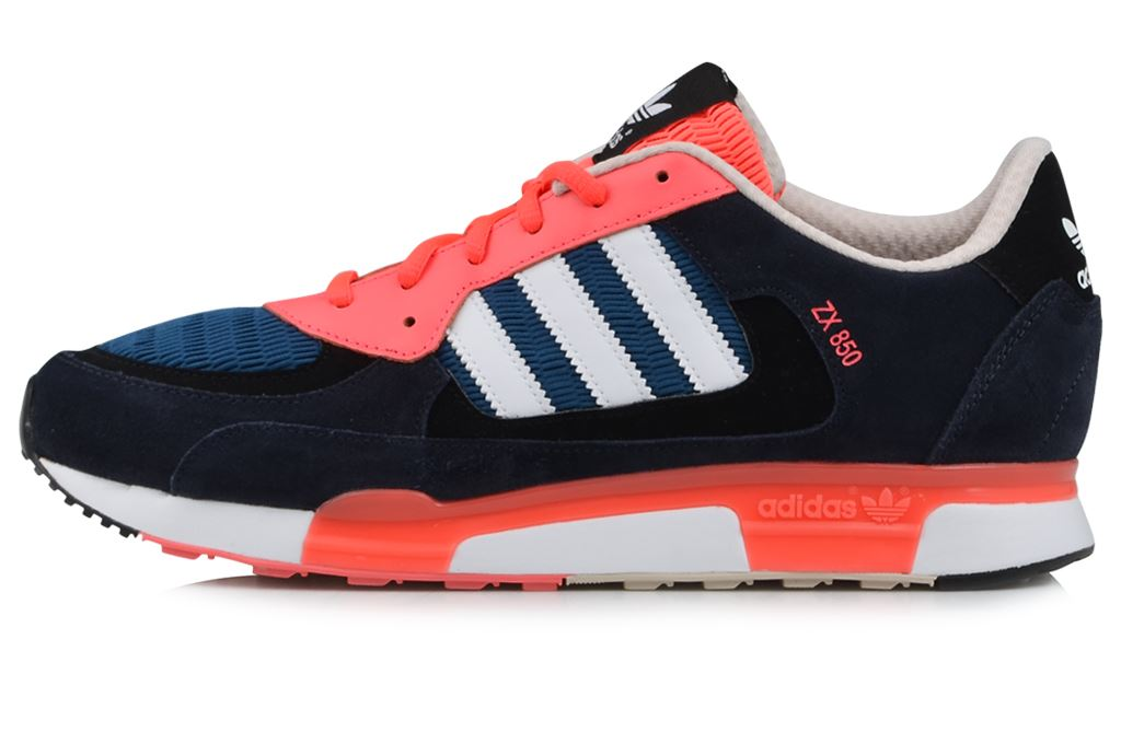watch e87e5 6a47c ... Adidas Originals ZX 850 Men s Women s Shoes True Blue Red Zest Item  specifics ...