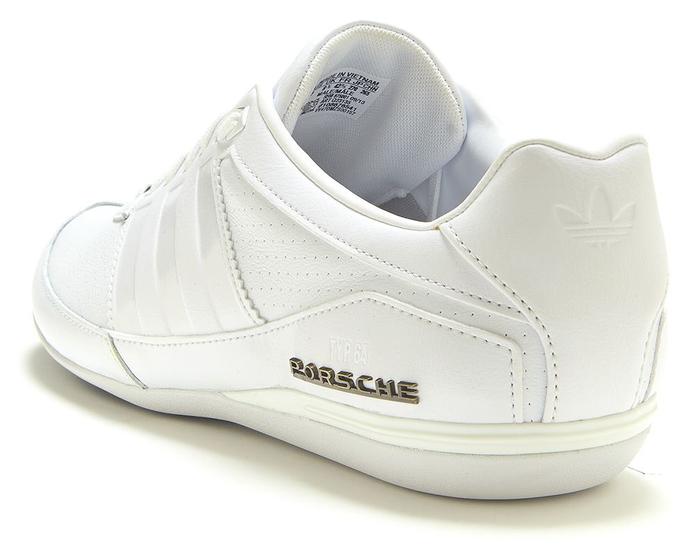 adidas originals porsche design typ 64 trainers for men white q23135 ebay. Black Bedroom Furniture Sets. Home Design Ideas