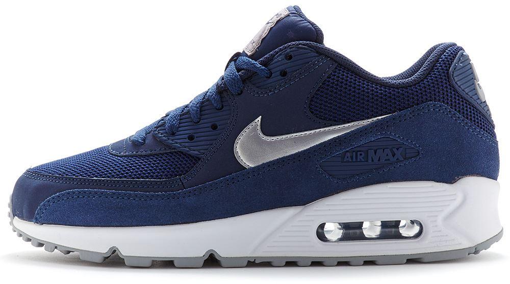 Nike Air Max Bianche E Blu