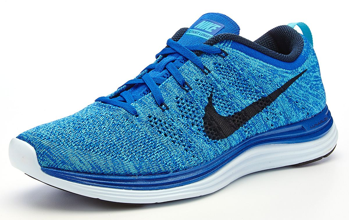 finest selection e8be6 0f41a ... NIKE-FLYKNIT-LUNAR1-running-game-royal-blue-amp- ...
