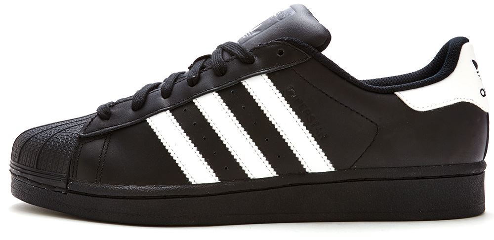 outlet store 16f1d 33b9b low-cost Adidas Originals Superstar in nero   bianco B27140