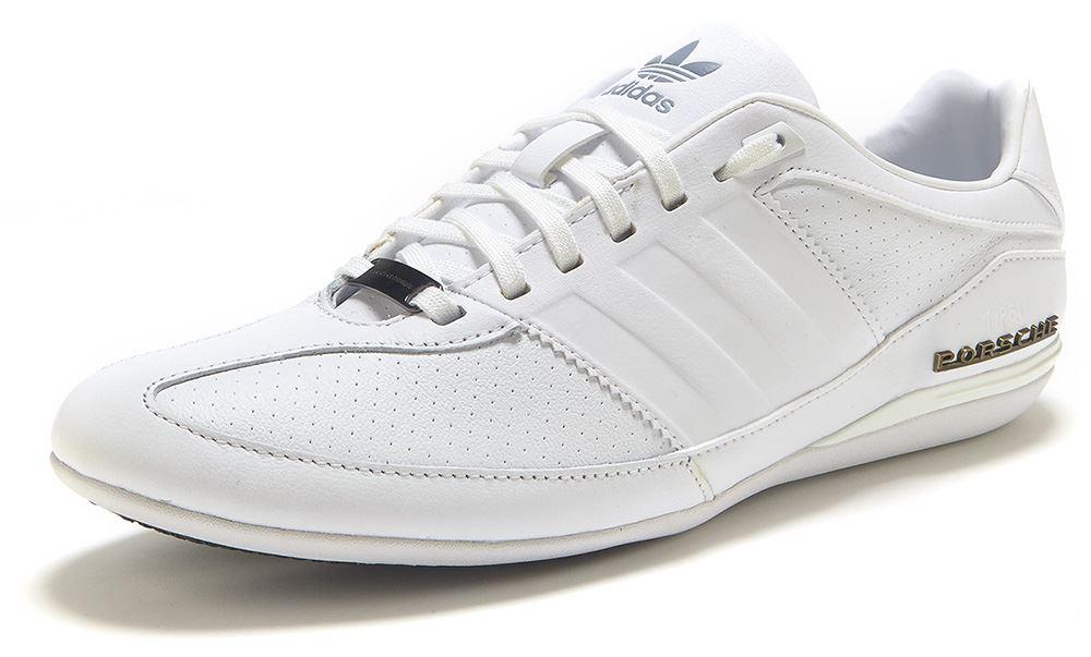 timeless design 5d602 0c3c3 adidas porsche design white trainers womens