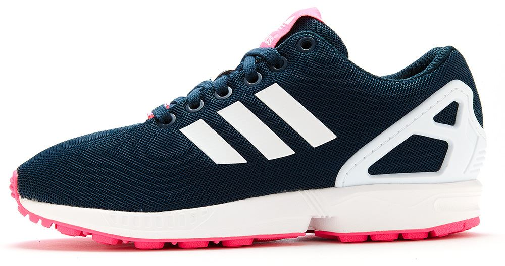 Adidas Zx Flux Black White