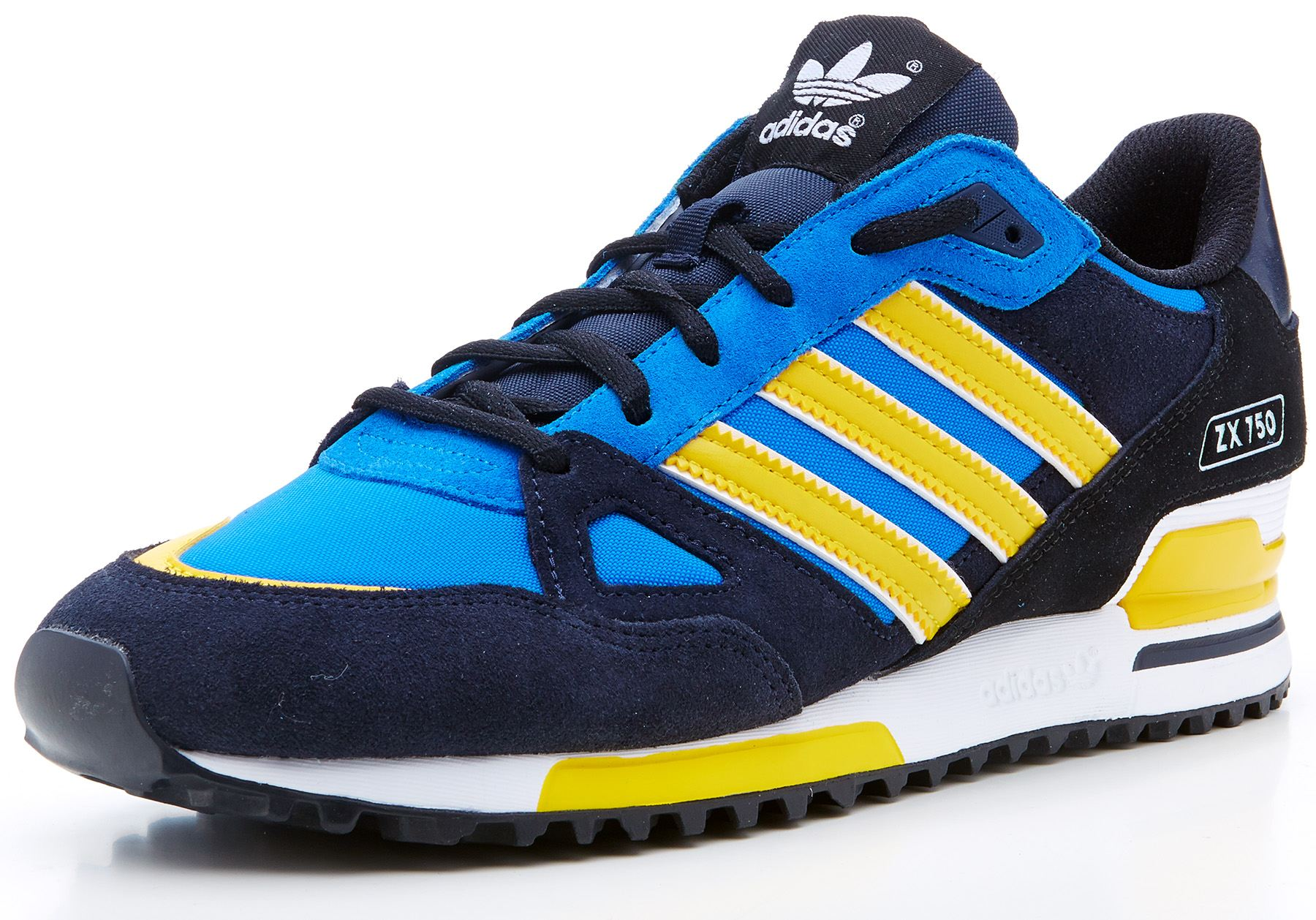 adidas zx 750 black yellow