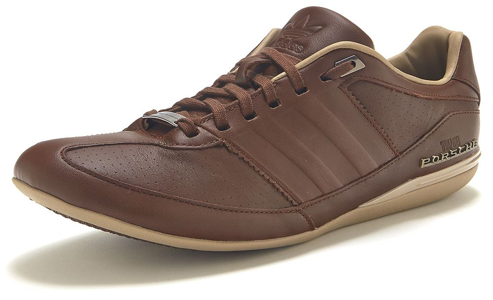 adidas originals herren porsche design typ 64 schuhe sportschuhe braun g95053 ebay. Black Bedroom Furniture Sets. Home Design Ideas