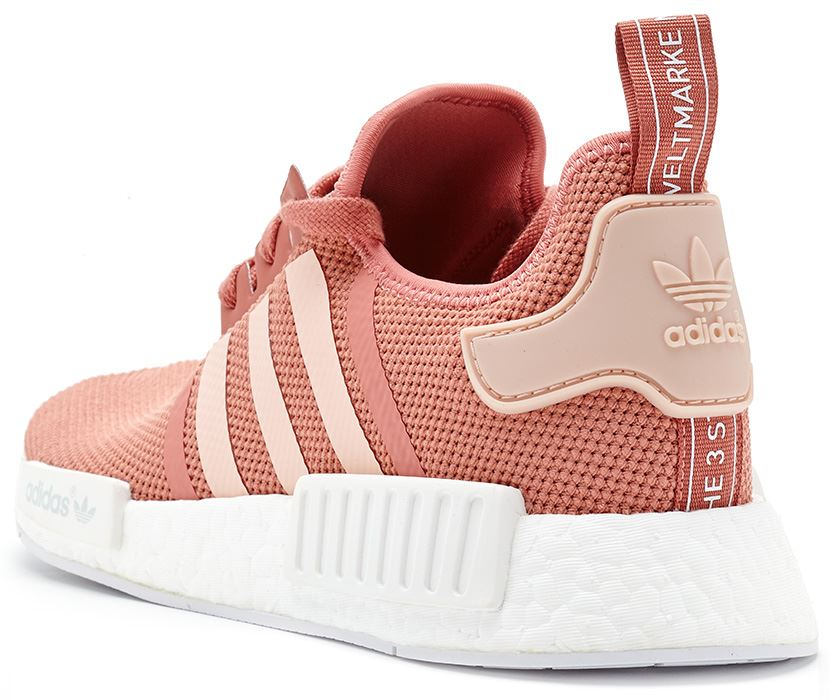 gccqmg Adidas NMD R1 Primeknit Women Trainers in Vapour Pink S76006 | eBay
