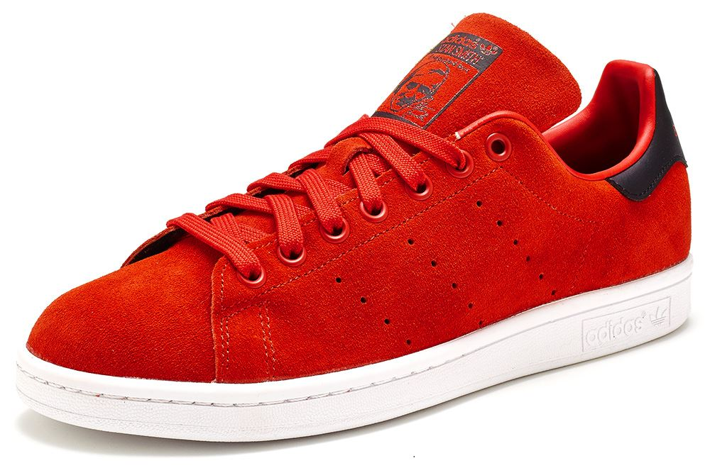 Adidas Originals Stan Smith - Sneaker - Red/Core Black/White