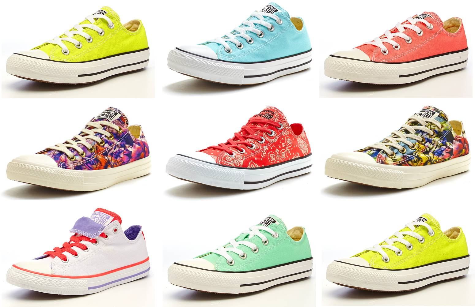 Fundegue De es Colores Zapatos Converse qUTnwPxBOX