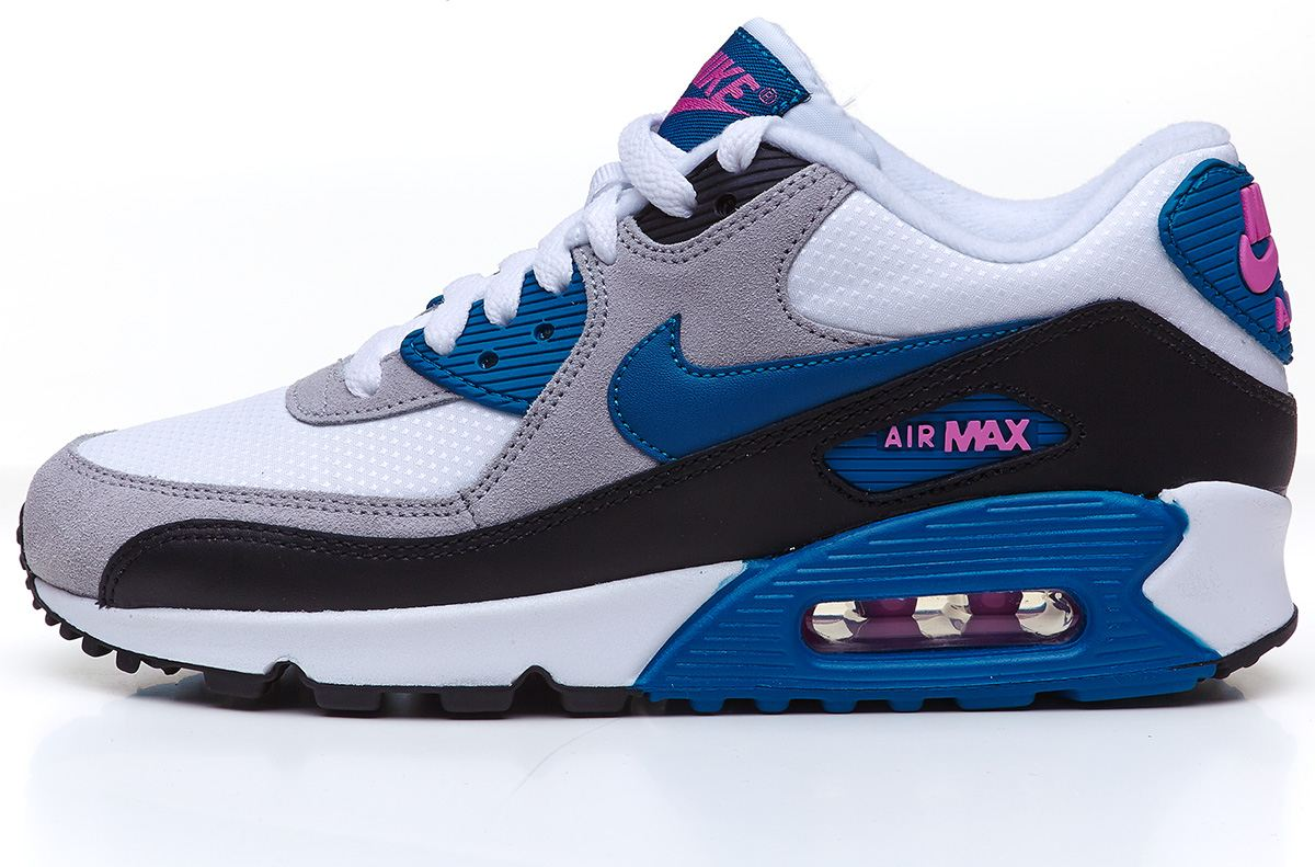 buty nike wmns air max 90 essential green abyss