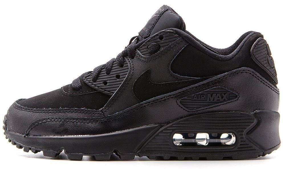 black air max 90 kids