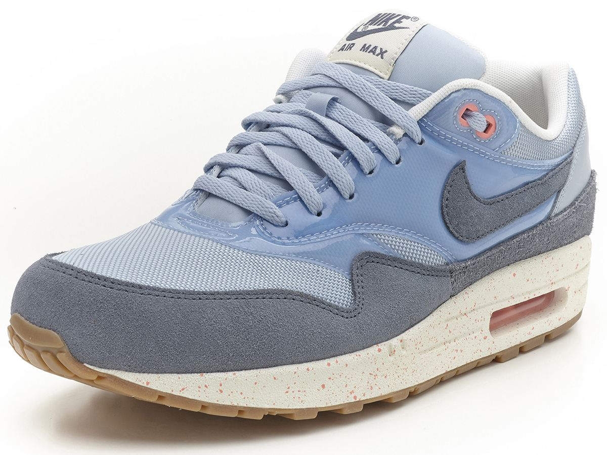 nike air max 1 light blue
