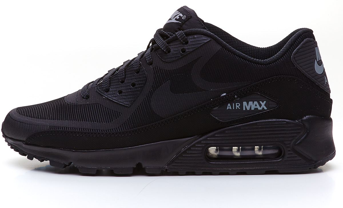 Nike air max 90 premium tape black