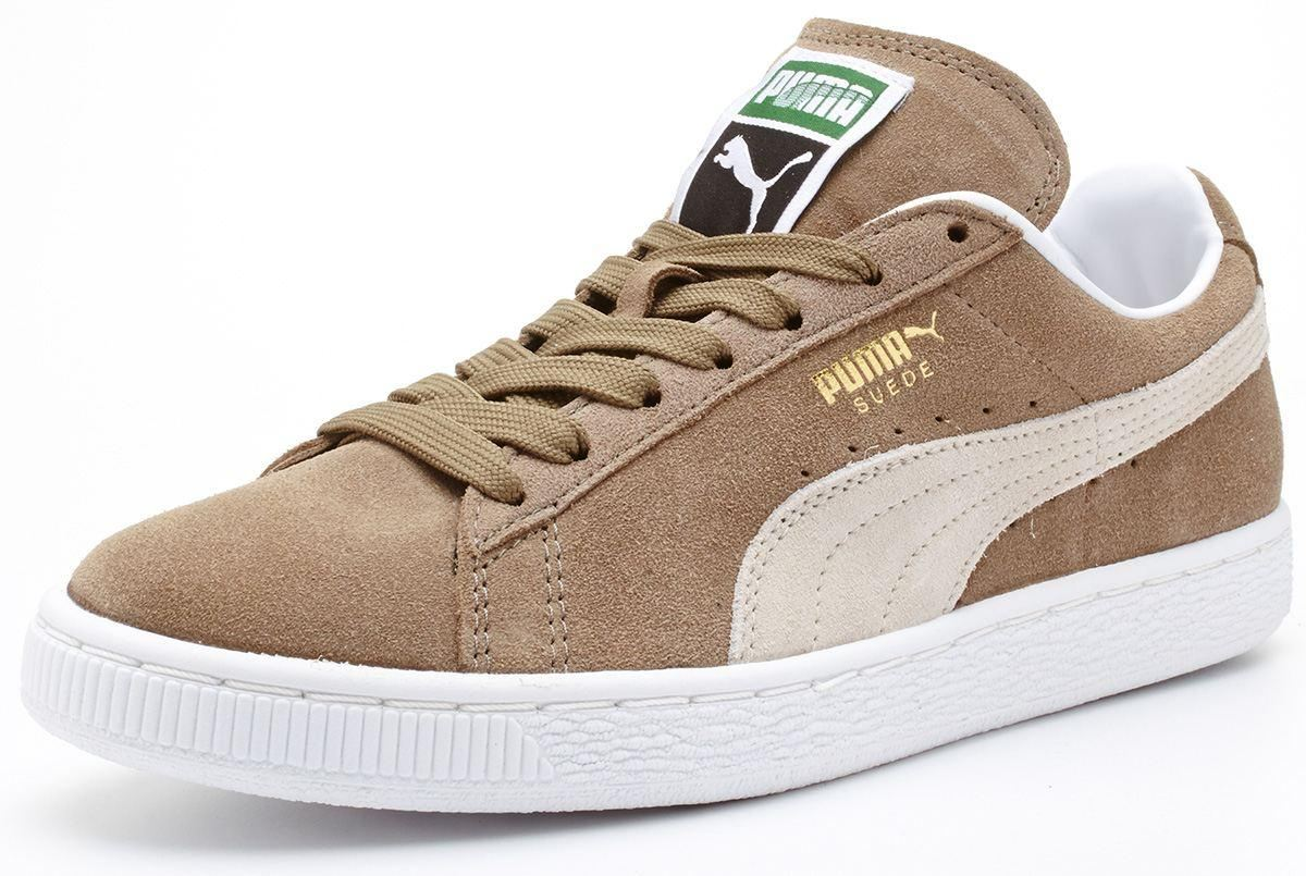 puma suede beige daim. Black Bedroom Furniture Sets. Home Design Ideas