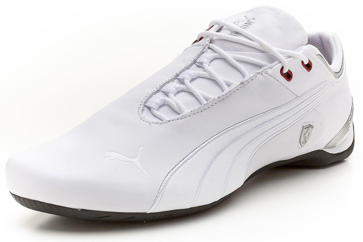 puma future cat m2 sf ferrari white trainers 304004 01 ebay. Black Bedroom Furniture Sets. Home Design Ideas