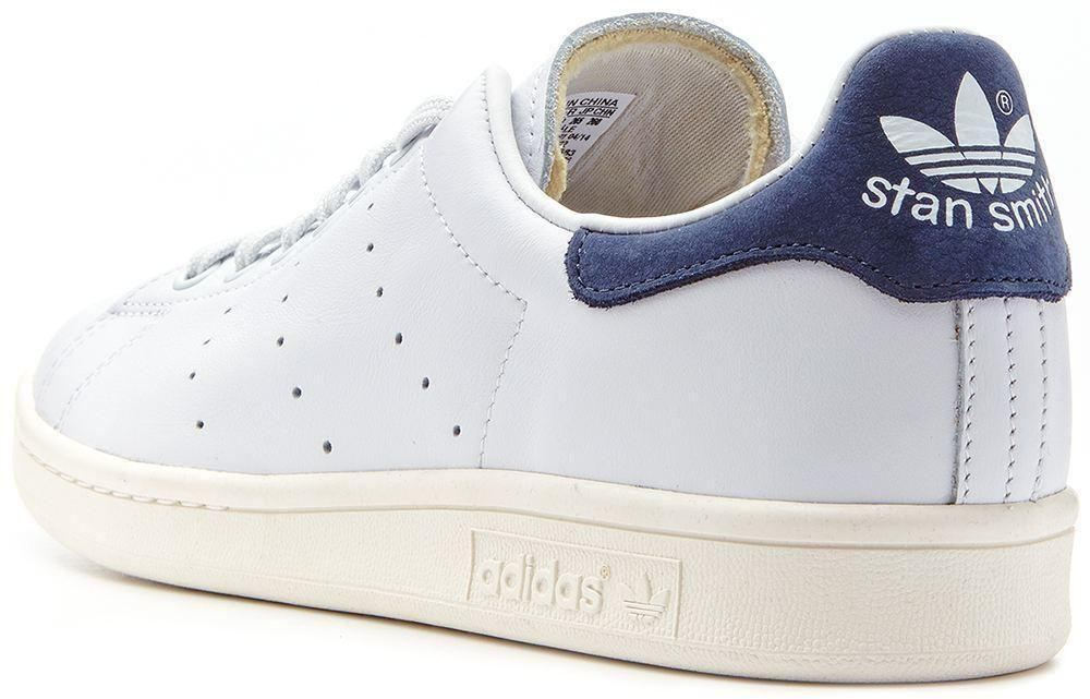 adidas stan smith blau weiß