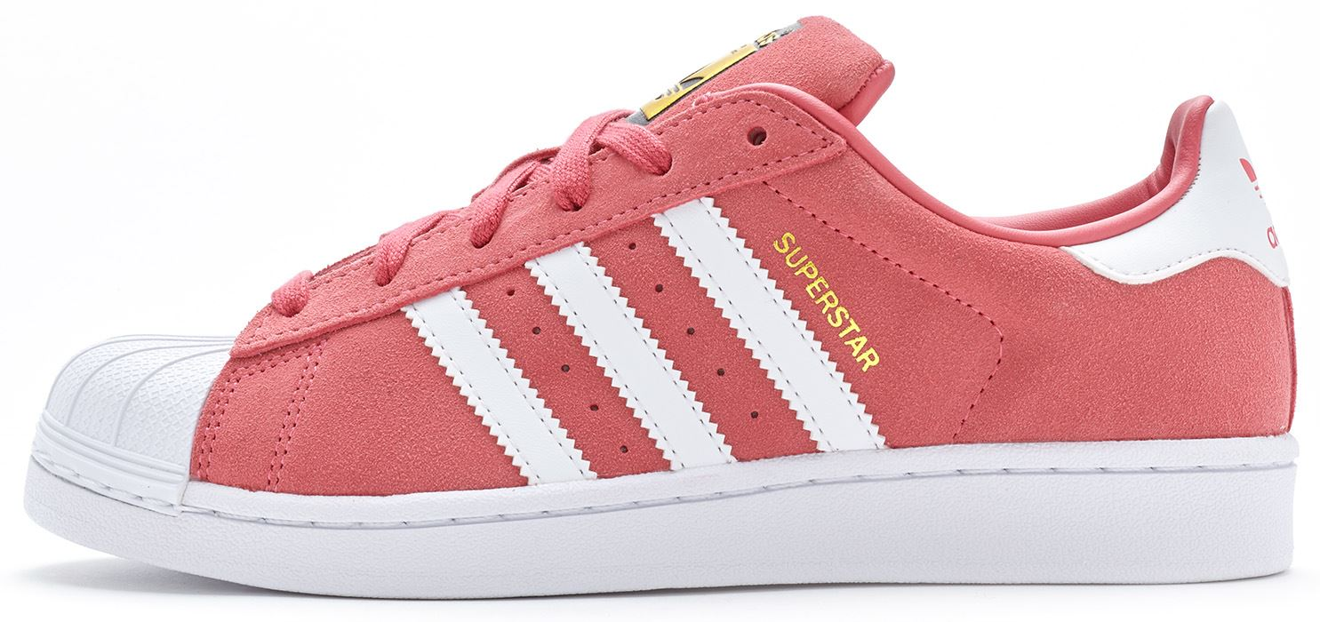 adidas originals superstar gs suede leather trainers in all sizes ebay. Black Bedroom Furniture Sets. Home Design Ideas