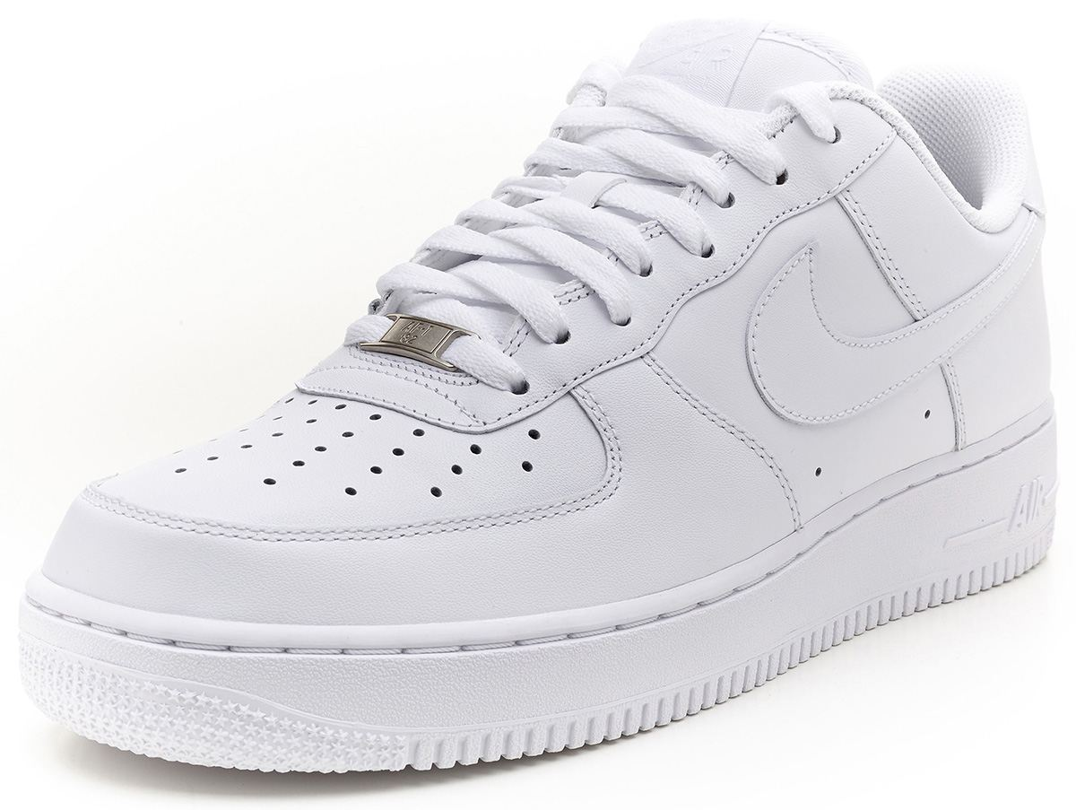 hot sale online 84aff 47ea8 Nike-footwear-Air-Force-1-low-white-trainers-