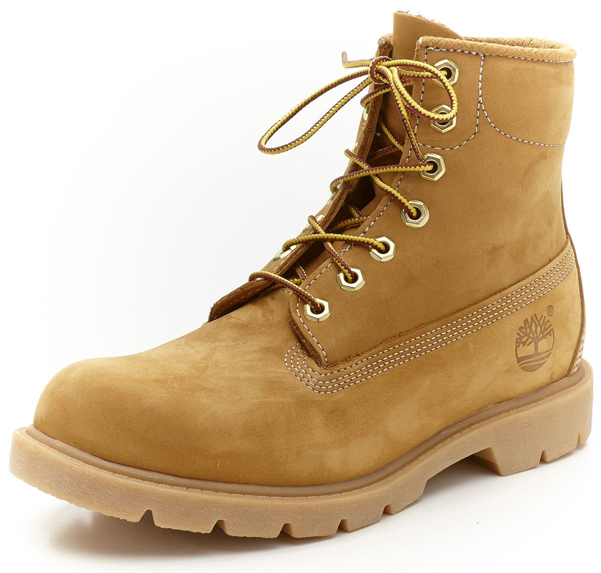 timberland basic 6 quot waterproof wheat camel boots 10066 ebay