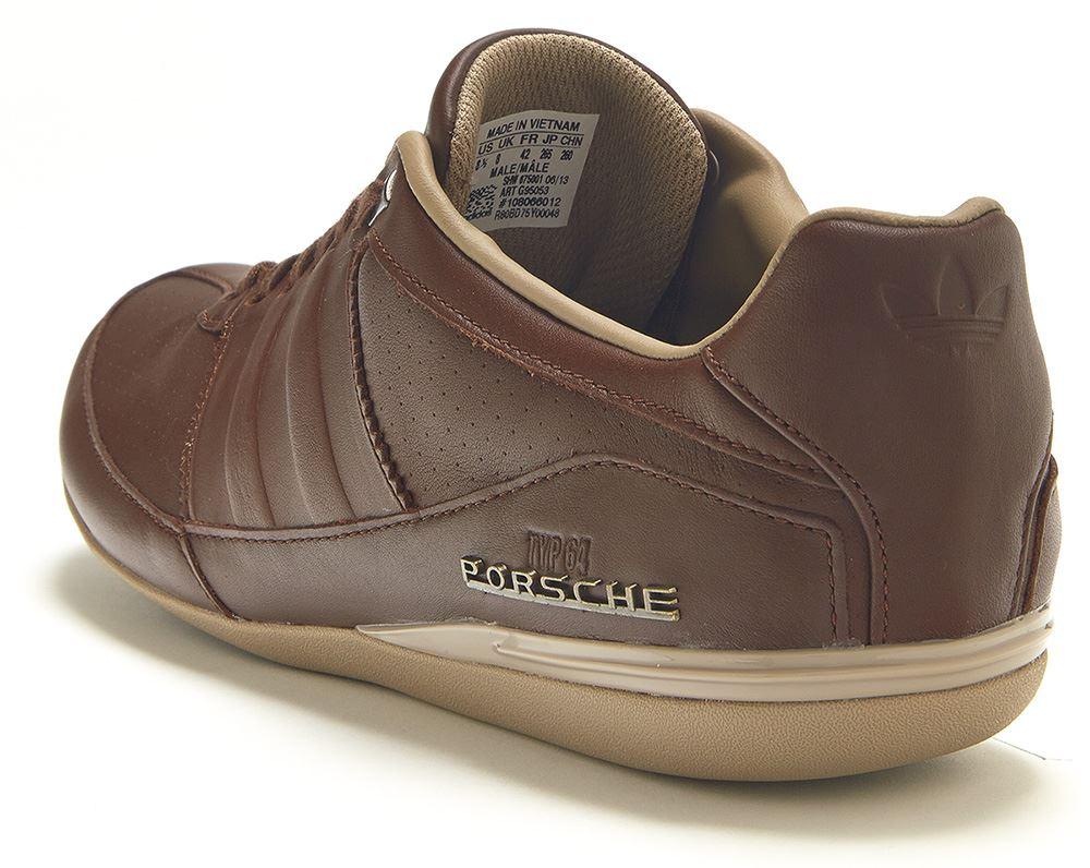 official photos 69fd1 5207a adidas porsche design iii brown