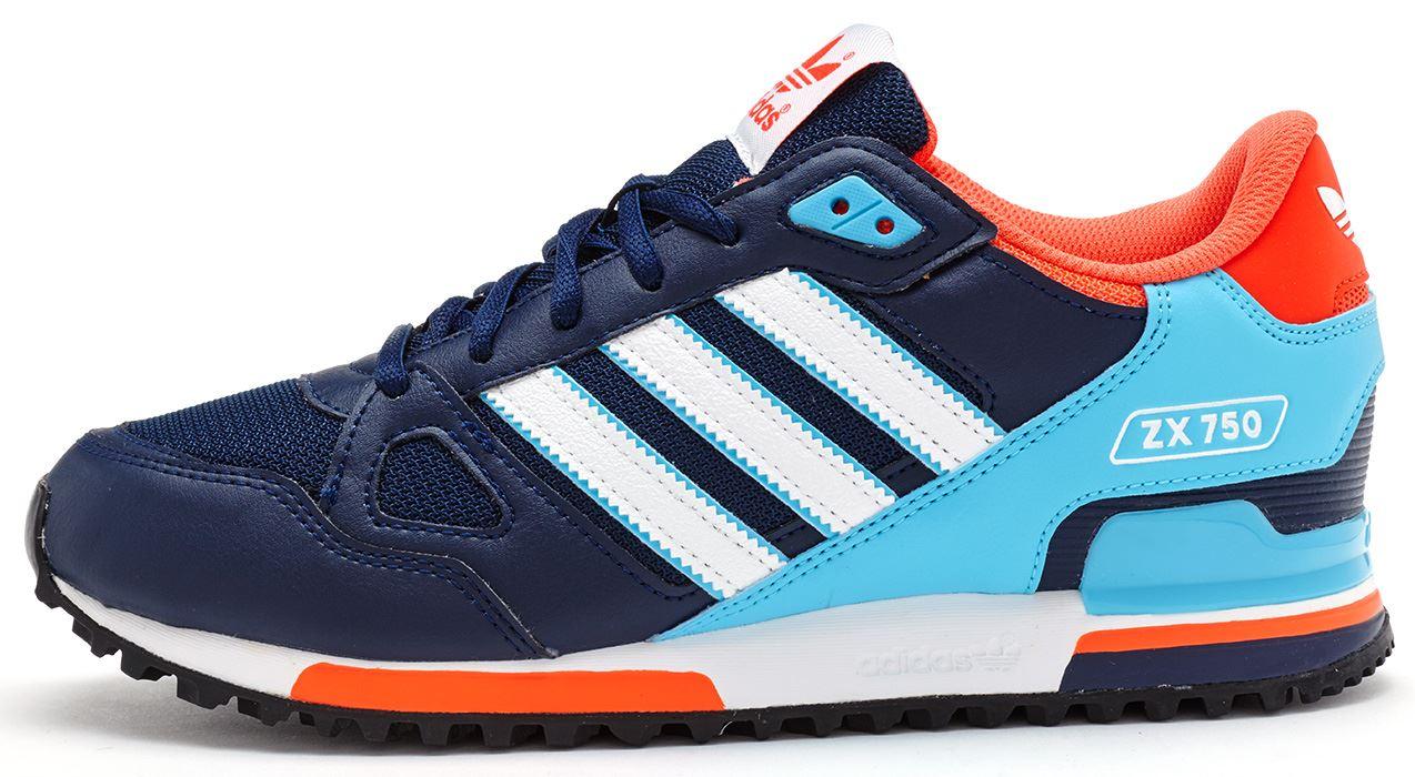 quality design 75298 e8d27 ... adidas originals zx 750 kids Orange ...