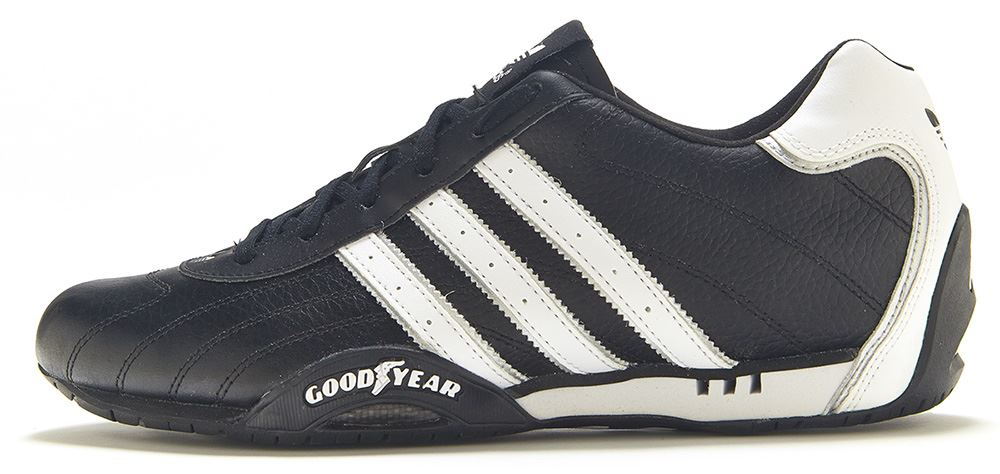 adidas originals goodyear adi racer low trainers black. Black Bedroom Furniture Sets. Home Design Ideas