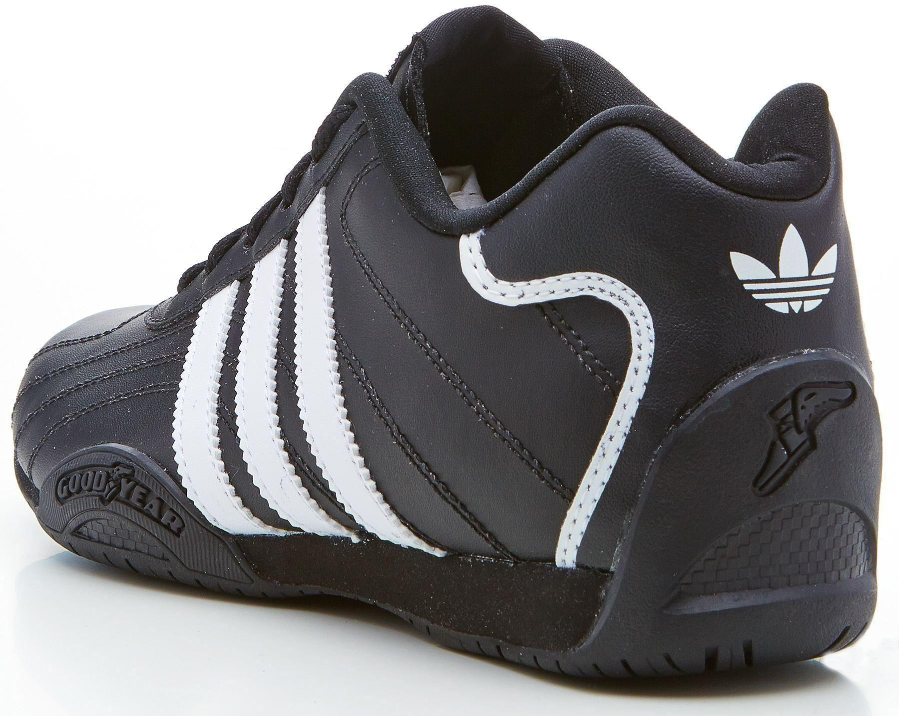 adidas originals goodyear adi racer kids gs trainers black. Black Bedroom Furniture Sets. Home Design Ideas