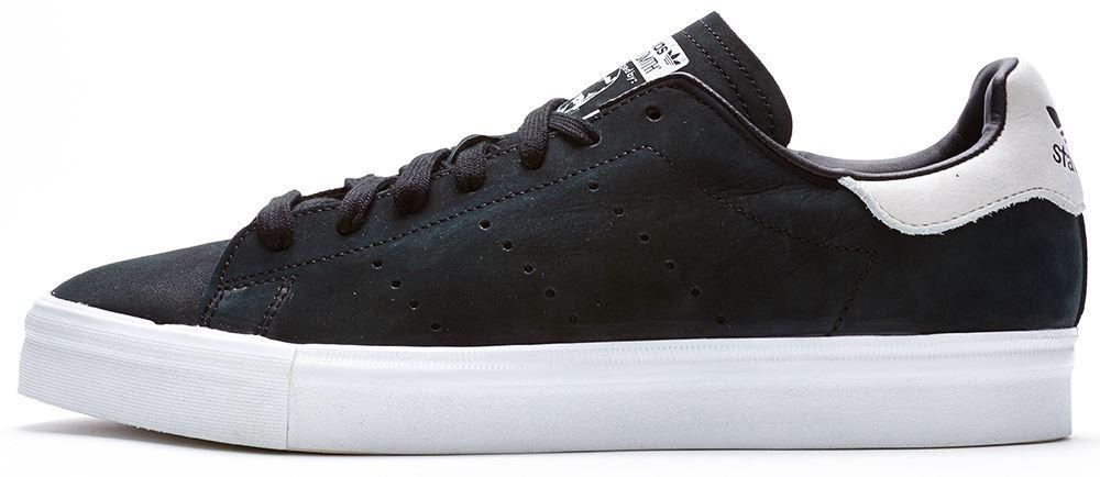 fe6e440a7a4 ... usa adidas originals stan smith vulc trainers in core 34adc 345c2