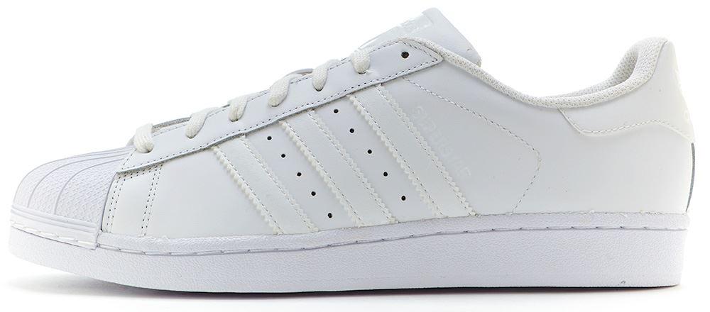 zapatillas adidas blancas piel mujer