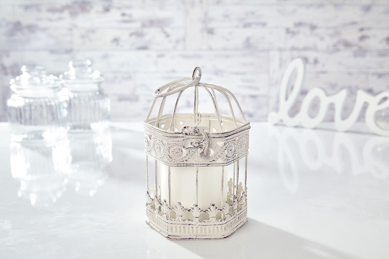 wedding shabby chic birdcage centrepieces bird cage candle holder rh m ebay ie shabby chic bird cage lamp shabby chic birdcage uk