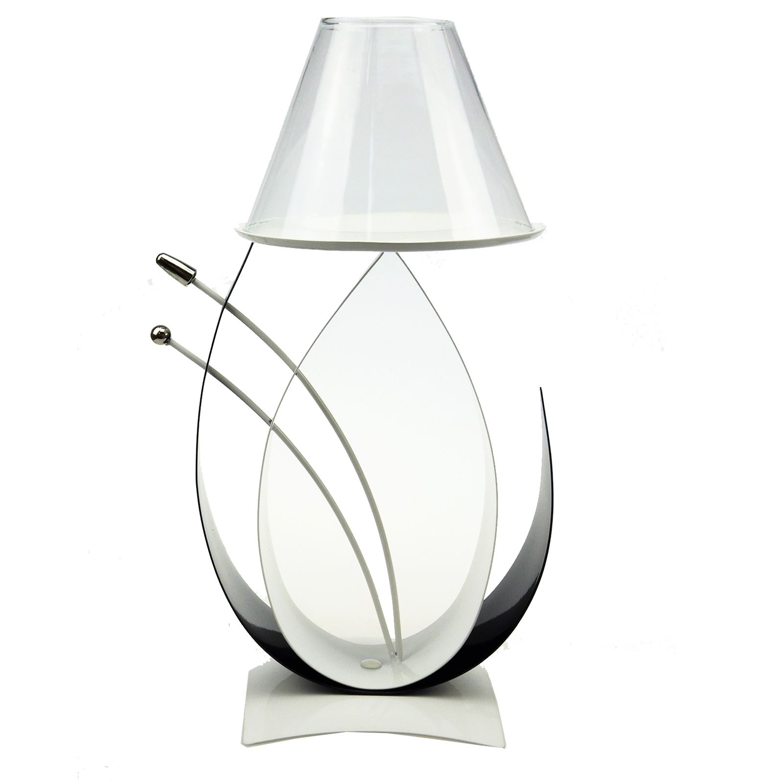 Candle tea light holder candlestick flower vase glass