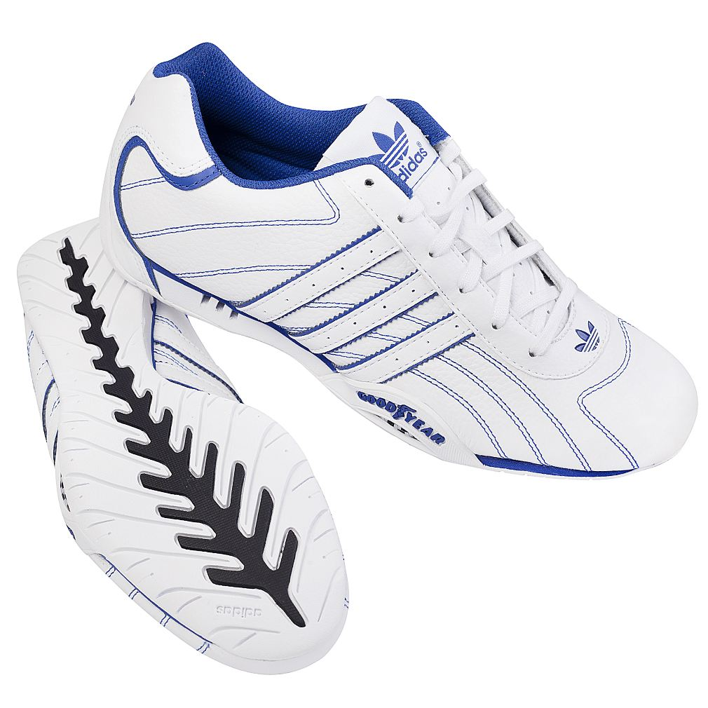 adidas originals goodyear adi racer low trainers white amp. Black Bedroom Furniture Sets. Home Design Ideas
